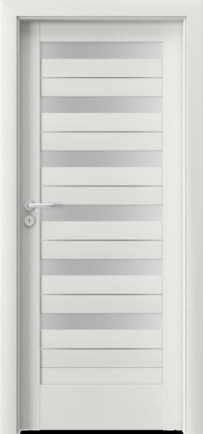 Drzwi wewnętrzne Porta VERTE HOME D.6 intarsje