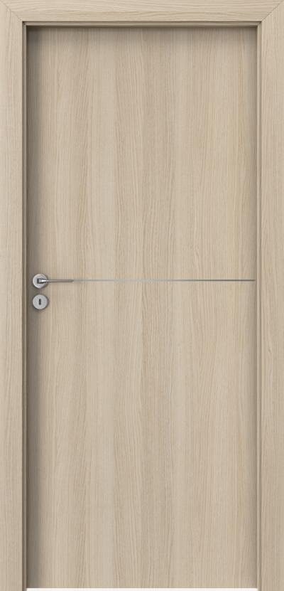 Drzwi wewnętrzne Porta LINE F.1 Okleina CPL HQ 0,2 ***** Dąb Milano 1
