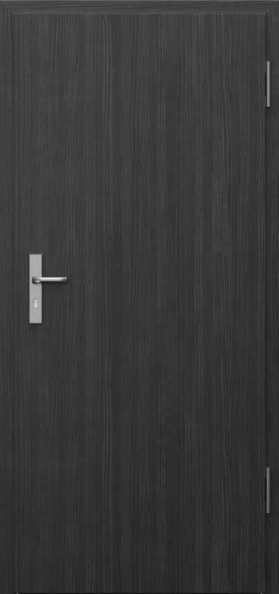 Technical doors INNOVO 37 dB  CPL HQ 0.2 veneer ***** Structure Dark