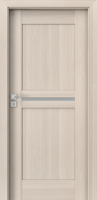 Drzwi wewnętrzne Porta KONCEPT B.1 Okleina Portadecor *** Orzech Bielony