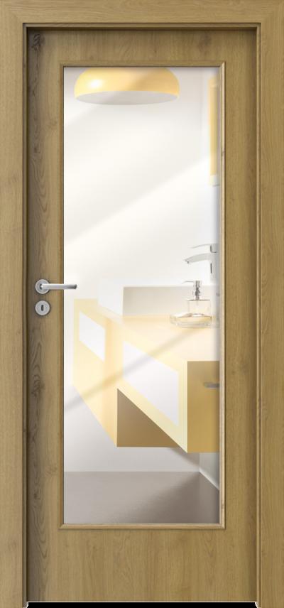 Drzwi wewnętrzne Porta NOVA 2.2 z lustrem