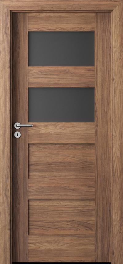 Drzwi wewnętrzne Porta VERTE PREMIUM, A A.2 Okleina Portaperfect 3D **** Dąb Kalifornia