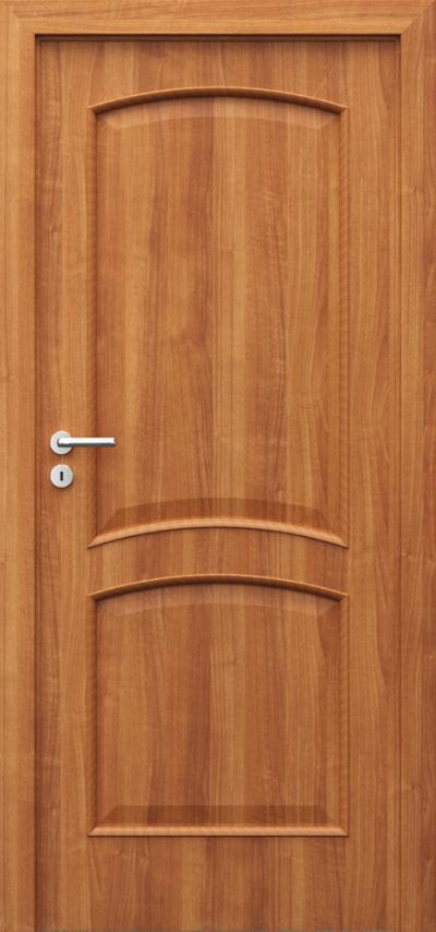 Interior doors Porta NOVA 6.1 Portadur veneer **** Walnut 2