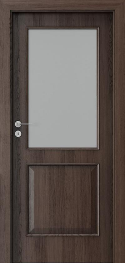 Drzwi wewnętrzne Porta NOVA 3.2 Okleina Portaperfect 3D **** Dąb Hawana