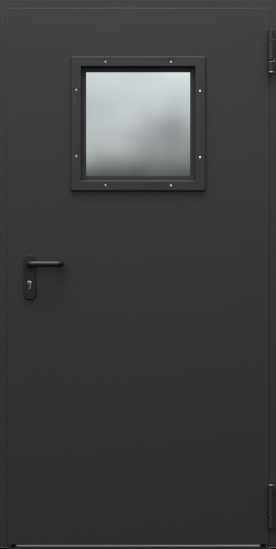 Podobne produkty                                  Drzwi techniczne                                  Steel EI 30 model 2