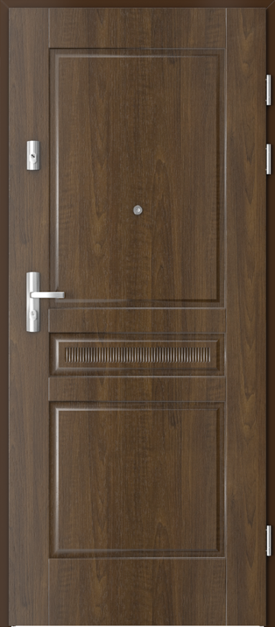 Drzwi wejściowe do mieszkania KWARC OFFICE model 3