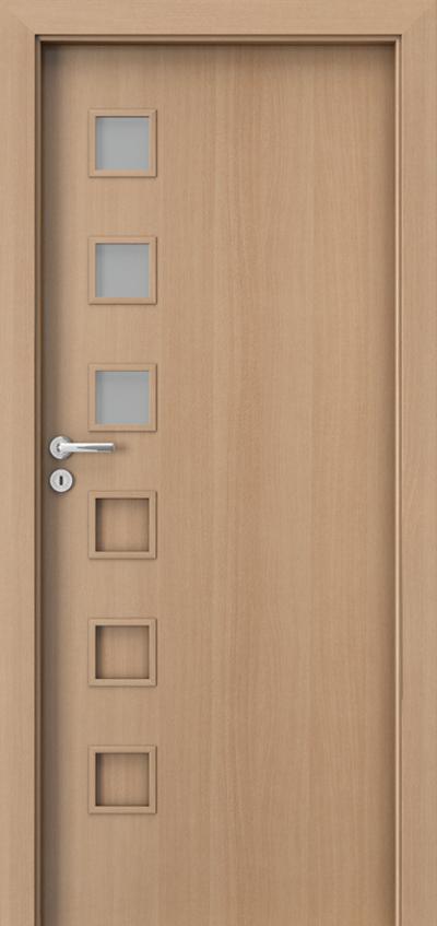 Drzwi wewnętrzne Porta FIT A.3 Okleina CPL HQ 0,2 ***** Buk Porta
