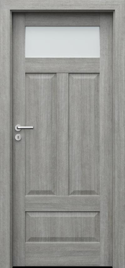 Drzwi wewnętrzne Porta HARMONY B.1 Portalamino**** Dąb Srebrzysty