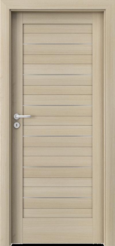 Drzwi wewnętrzne Porta VERTE HOME D.1 intarsje