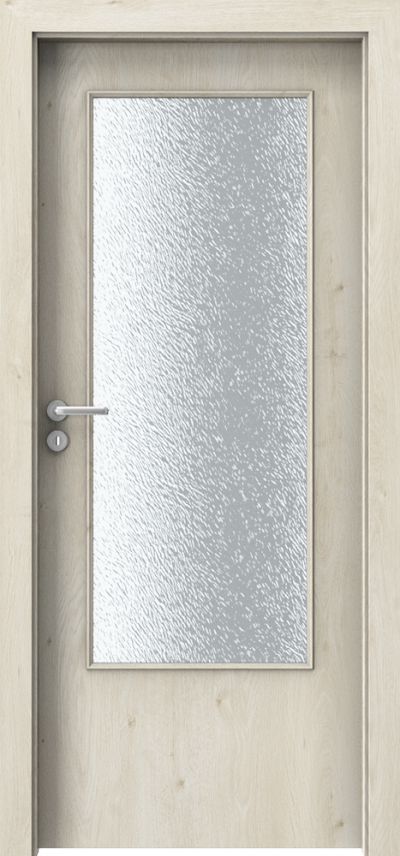 Drzwi wewnętrzne Porta DECOR D Okleina Portaperfect 3D **** Dąb Skandynawski