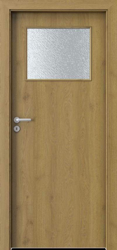 Drzwi wewnętrzne Porta DECOR M Okleina Portaperfect 3D **** Dąb Naturalny