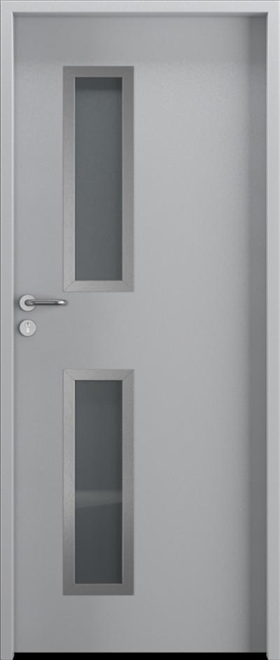 Drzwi techniczne Metal SOLID 5