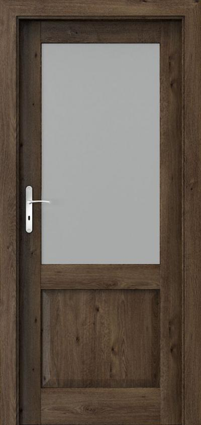Interior doors Porta BALANCE A.2 Portaperfect 3D veneer **** South Oak