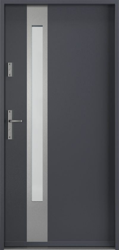 Podobne produkty Drzwi techniczne Steel SAFE RC2 D1