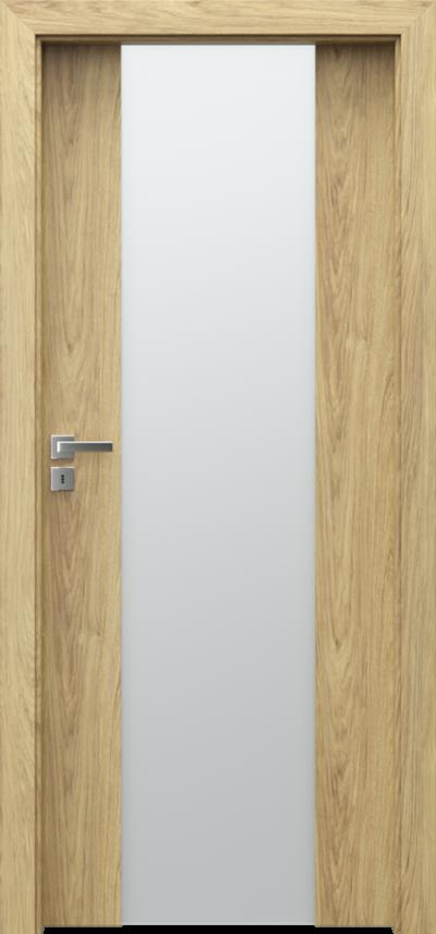Drzwi wewnętrzne Porta FOCUS 4.B szyba matowa
