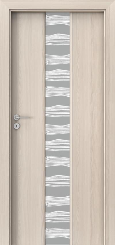 Drzwi wewnętrzne Porta FOCUS 2.0-matowa-zebra