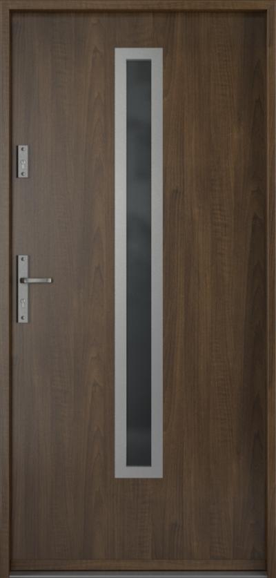 Drzwi wejściowe do domu Steel SAFE RC2 B1