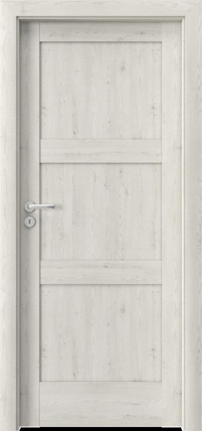 Drzwi wewnętrzne Porta VERTE HOME, N N.0 Okleina Portasynchro 3D *** Sosna Norweska