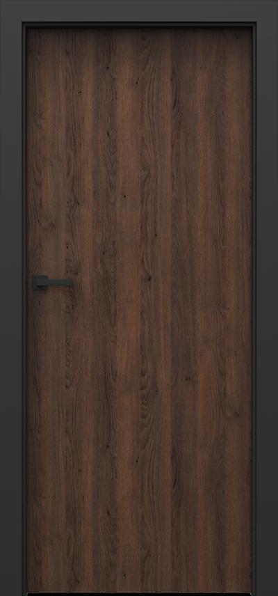 Drzwi wewnętrzne Porta LOFT 7.1 (układ poziomy)