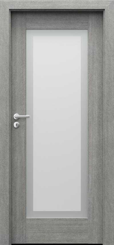 Drzwi wewnętrzne Porta INSPIRE A.1 Portalamino**** Dąb Srebrzysty