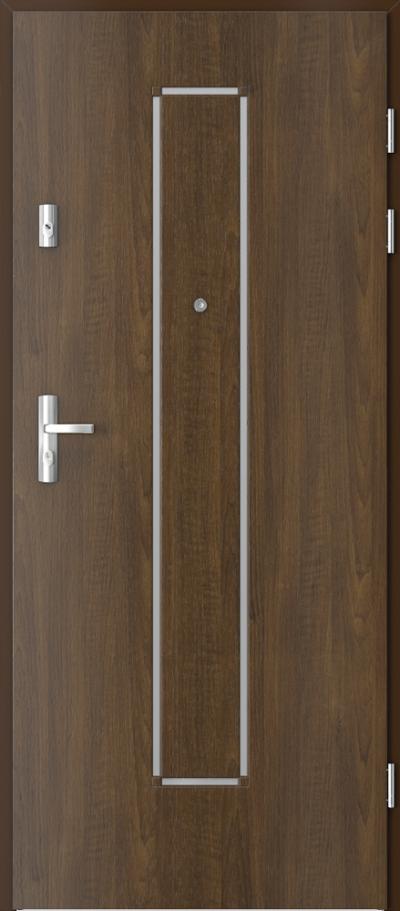 Drzwi wejściowe do mieszkania KWARC OFFICE model 7
