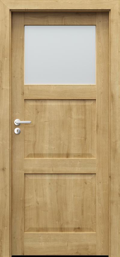 Drzwi wewnętrzne Porta BALANCE D.1 Portalamino**** Dąb Angielski Hamilton