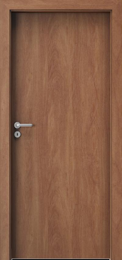 Drzwi wewnętrzne Porta VERTE BASIC pełne Płyta lakierowana Jabłoń