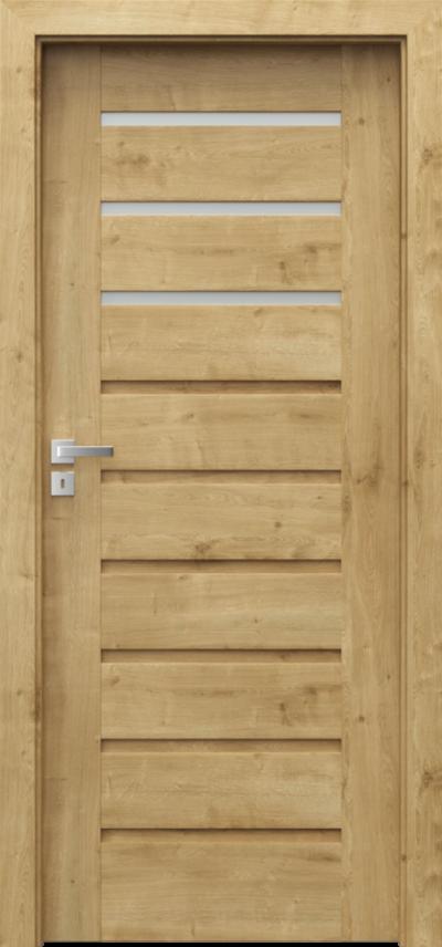 Drzwi wewnętrzne Porta KONCEPT A.3