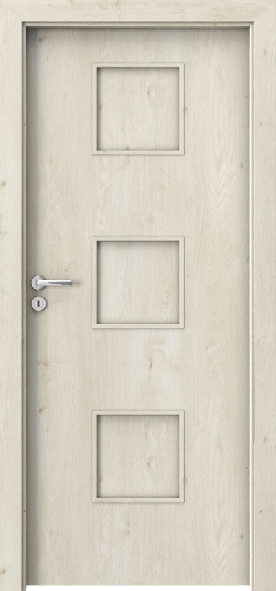 Interior doors Porta FIT C.0 Portaperfect 3D veneer **** Scandinavian Oak