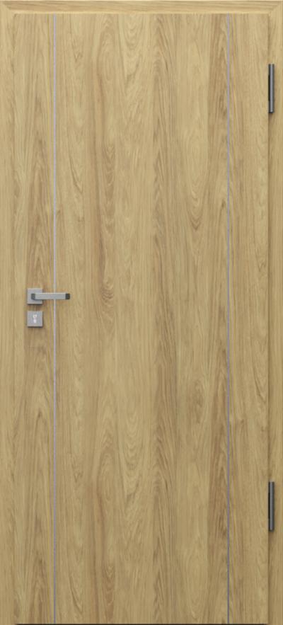 Podobne produkty                                  Drzwi wejściowe do mieszkania                                  Porta SILENCE 37 dB + EI30 intarsje 1