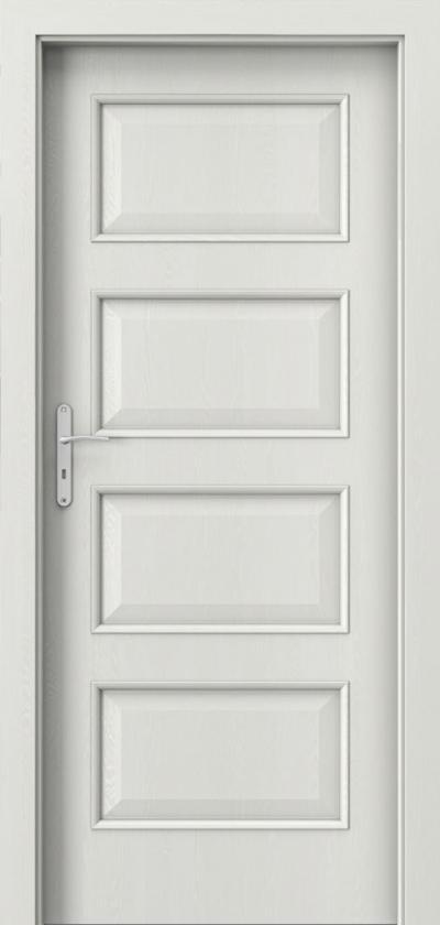 Drzwi wewnętrzne Porta NOVA 5.1 Okleina Portasynchro 3D *** Wenge White