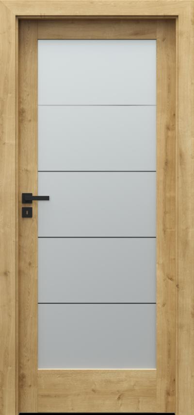 Podobne produkty                                  Drzwi wejściowe do mieszkania                                  Porta VERTE HOME B.5