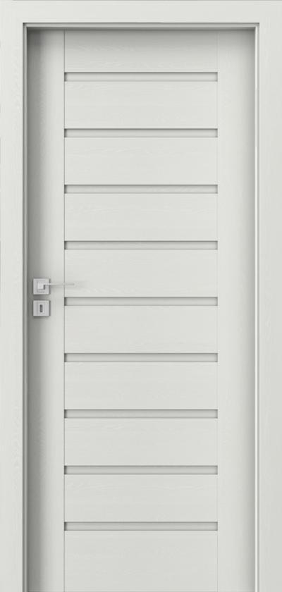 Drzwi wewnętrzne Porta KONCEPT A.0 Okleina Portasynchro 3D *** Wenge White