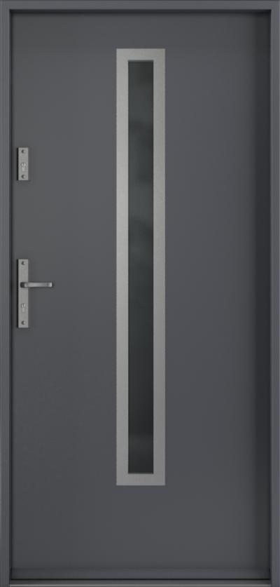 Podobne produkty                                  Drzwi wejściowe do domu                                  Steel SAFE RC3 z Thermo B1