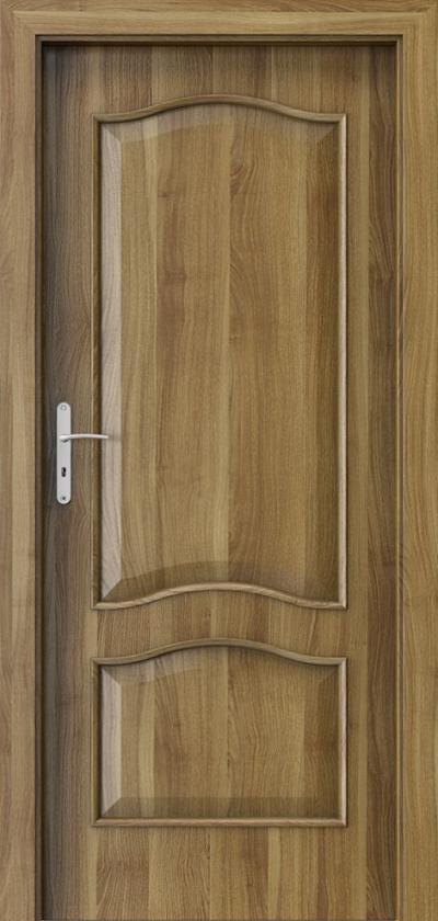 Drzwi wewnętrzne Porta NOVA 7.3 Okleina Portasynchro 3D *** Akacja Miodowa