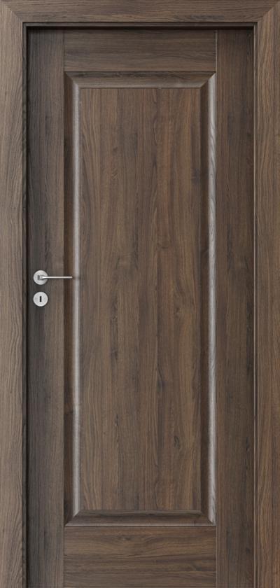 Drzwi wewnętrzne Porta INSPIRE A.0 Okleina Portasynchro 3D *** Dąb Szkarłatny