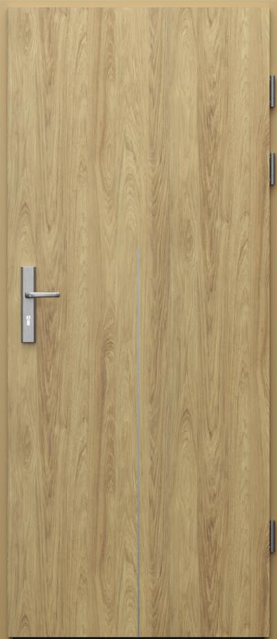 Podobne produkty                                  Drzwi wewnętrzne                                  Akustyczne 27dB z ośc. metal + intarsje 9 CPL HQ