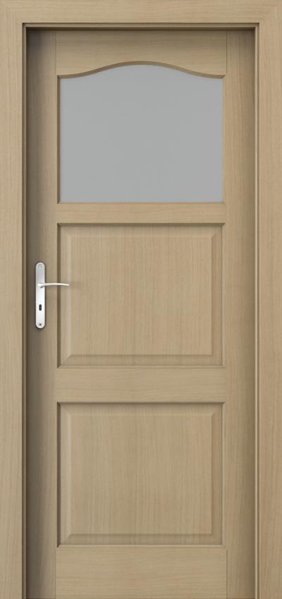 Podobne produkty Drzwi wejściowe do mieszkania MADRYT małe okienko
