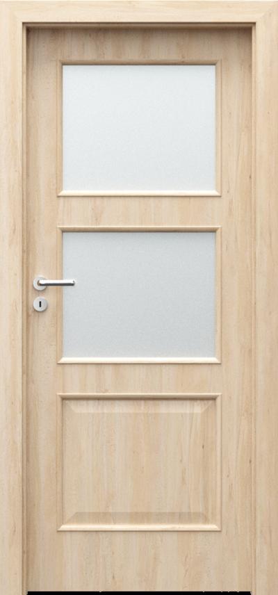 Drzwi wewnętrzne Porta NOVA 4.3 Okleina Portaperfect 3D **** Buk Skandynawski