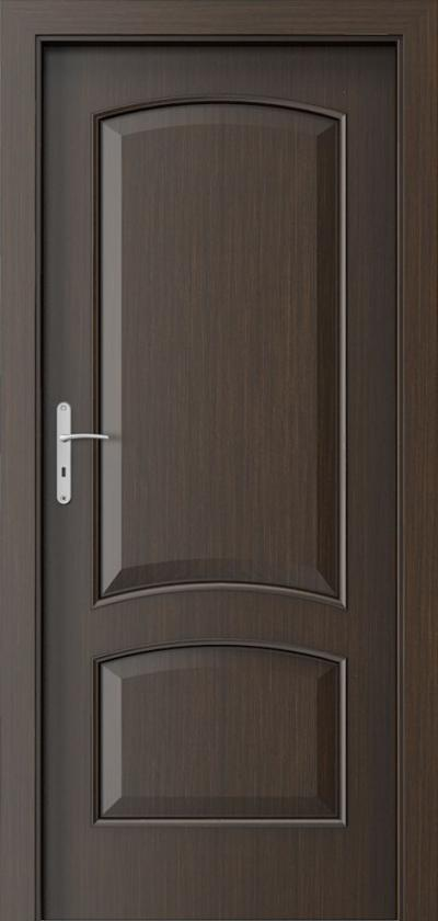Drzwi wewnętrzne Porta NOVA 6.3 Okleina Portadecor *** Wenge