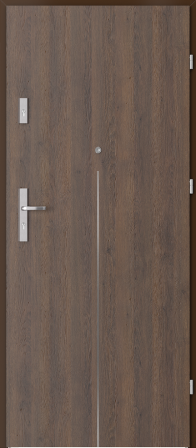 Podobne produkty                                  Drzwi wejściowe do mieszkania                                  OPAL Plus intarsje 9