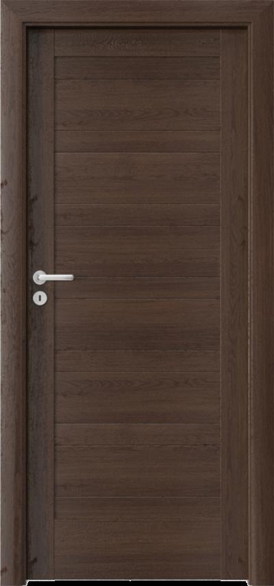 Drzwi wewnętrzne Porta VERTE HOME, D D.0 Okleina Portaperfect 3D **** Dąb Hawana