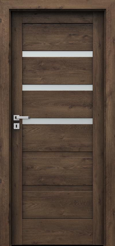 Drzwi wewnętrzne Porta VERTE HOME H.3