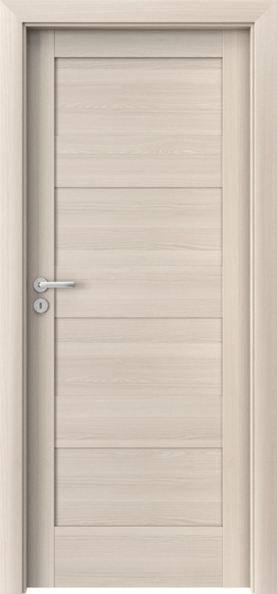 Drzwi wewnętrzne Porta VERTE HOME, L L.0 Okleina Portadecor *** Orzech Bielony