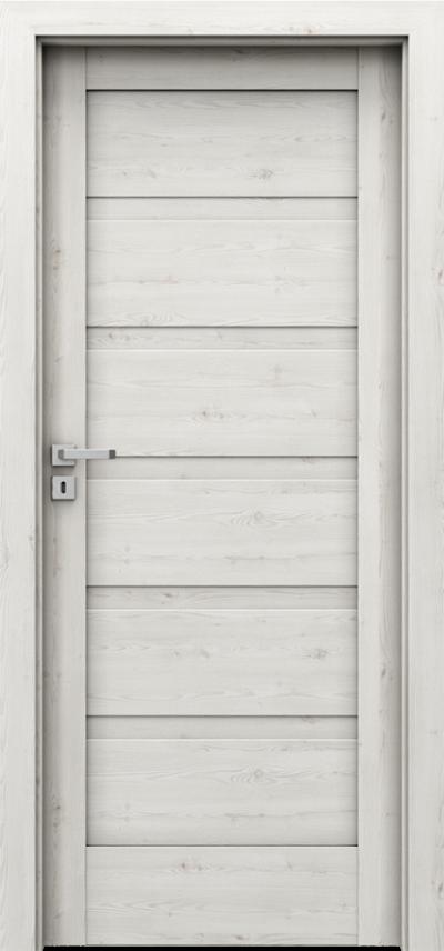 Drzwi wewnętrzne Porta VERTE HOME, H H.0 Okleina Portasynchro 3D *** Sosna Norweska