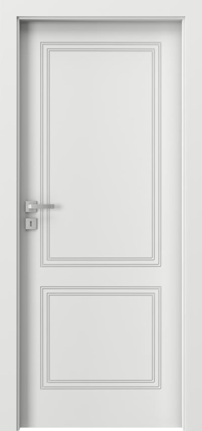 Interior doors   Premium Varnish **** White