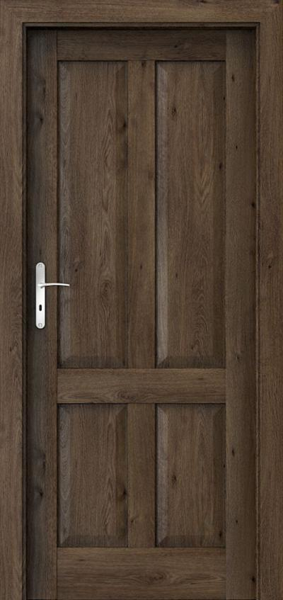 Interior doors Porta HARMONY A.0 Portaperfect 3D veneer **** South Oak