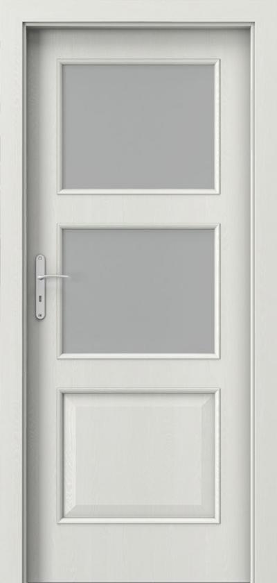 Drzwi wewnętrzne Porta NOVA 4.3 Okleina Portasynchro 3D *** Wenge White