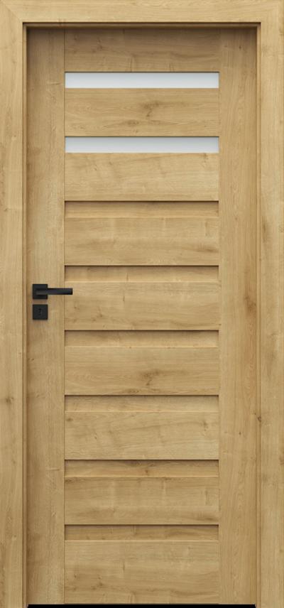 Drzwi wewnętrzne Porta VERTE PREMIUM D.2