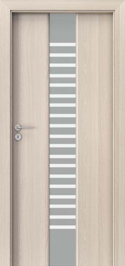 Drzwi wewnętrzne Porta FOCUS 2.0-matowa-drabinka